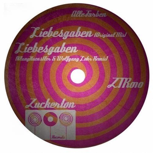Alle Farben - Liebesgaben (KlangKuenstler & Wolfgang Lohr Remix)