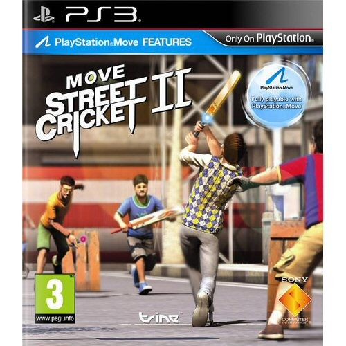 Icy Blue (Remix Track) - Move Street Cricket II