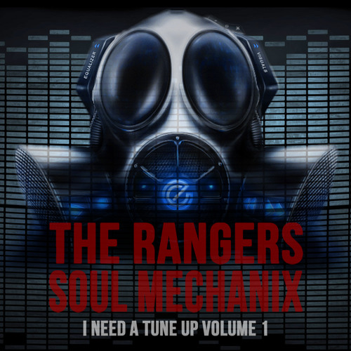 The Rangers & Soul Mechanix - So Amazing Feat. Th3rd, Kimmy Kakes, & Reuben Cannon (Clean)