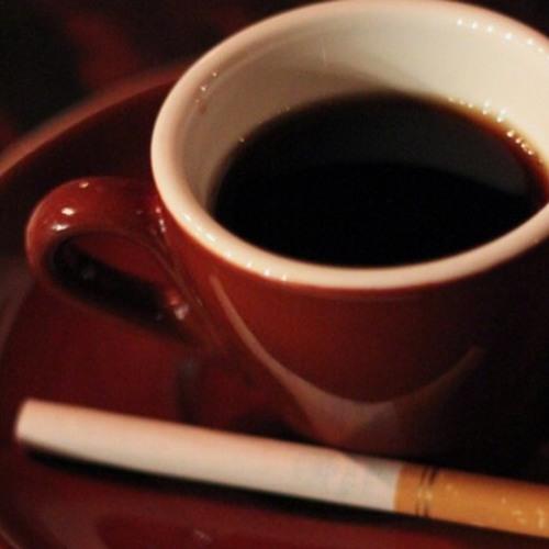 Caffè , sigaretta  e akai950 - goodmorning - (no mix - raw shit )