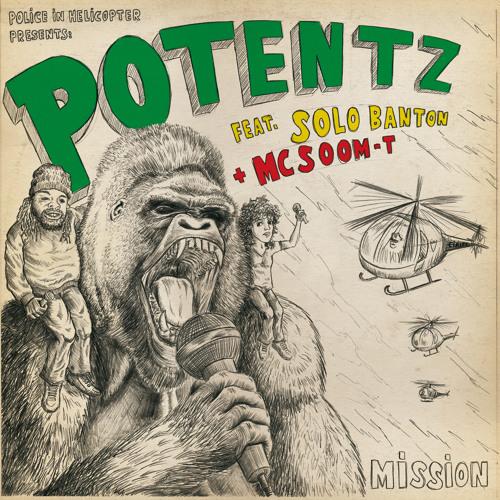 PIH-06 Potentz feat Solo Banton & Soom-T (Promomix by Phokus)