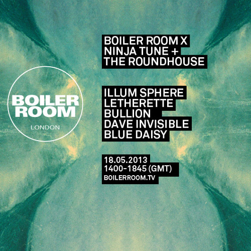Dave from The Invisible 45 min Boiler Room DJ set