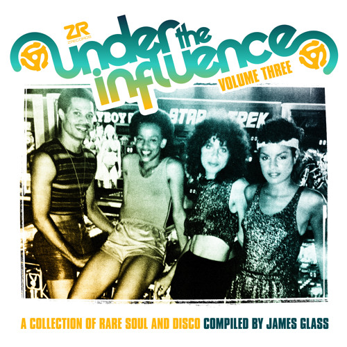 Under The Influence Vol.3 - James Glass Promo Mix