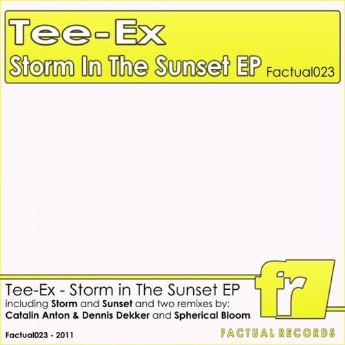 Tee-Ex - Sunset (Catalin Anton & Dennis Dekker Remix)