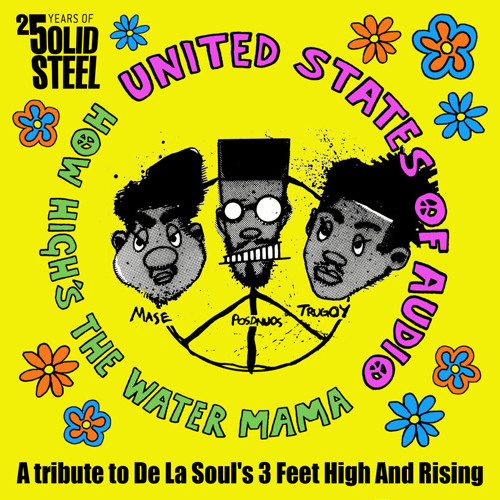 Solid Steel Radio Show 24/5/2013 Part 1 + 2 - United States of Audio