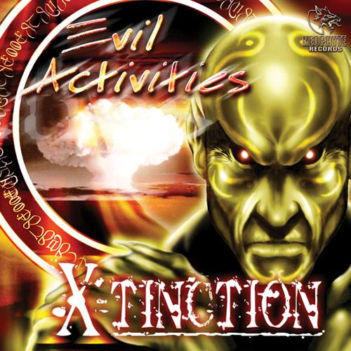 Evil Activities - Mc's and Dj's (NEO012) (2001)