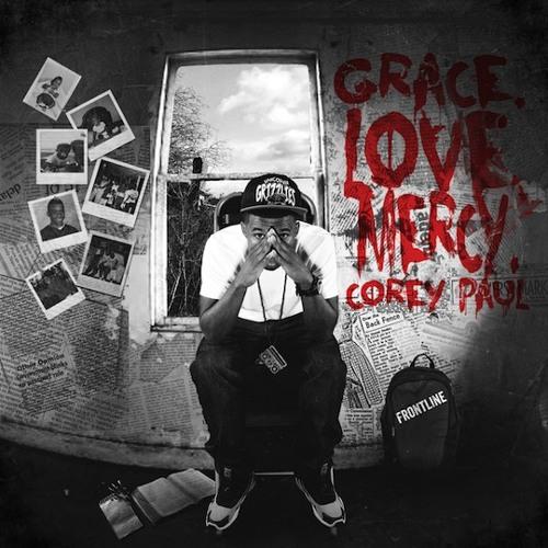 Corey Paul - Grace Love Mercy