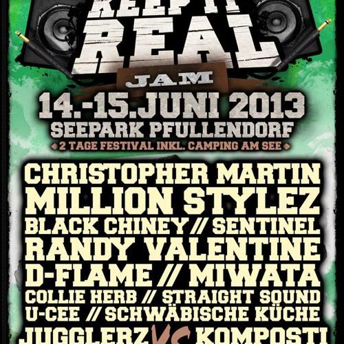 14.-15. Juni 2013 KEEP IT REAL JAM (Seepark Pfullendorf)