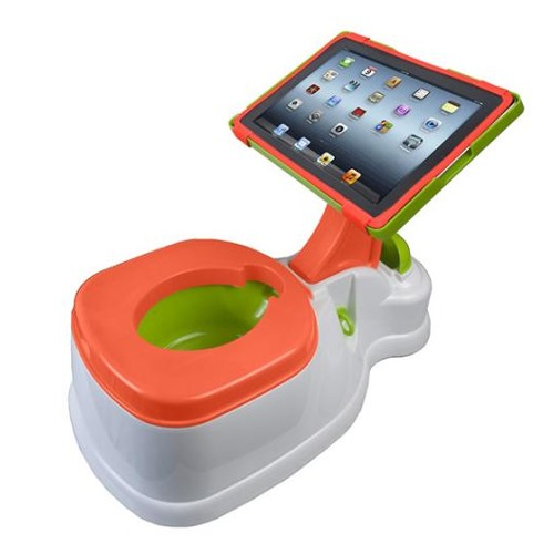 iPad accessories that will make you crap your pants...literally!
