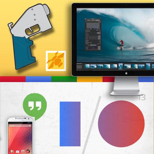 """Google I/O 2013> Как построить пистолет > Apple планирует собирать """"Mac"""" в США"""