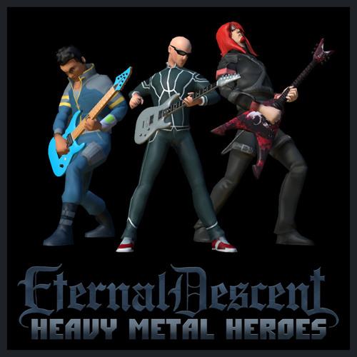 Heavy Metal Heroes Soundtrack - Eternal Guardian