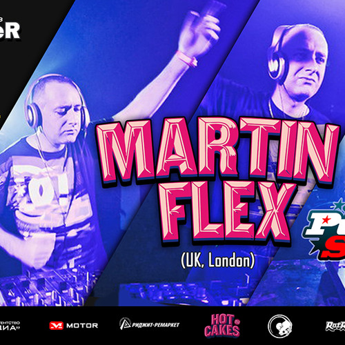 "Martin Flex aka PuRe SX @ Dirty Bass - Nizhnevartovsk, Russia - 18/05/2013 ""FREE DOWNLOAD"""