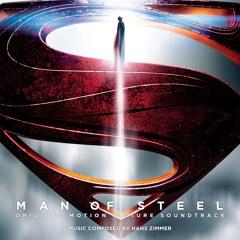 Hans Zimmer - Man of Steel Trailer 3 Music - An Ideal of Hope (v3)