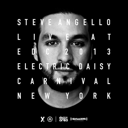 Steve Angello - EDC New York 2013