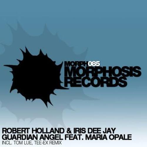 Irisdeejay And Robert Holland Feat. Maria Opale - Guardian Angel