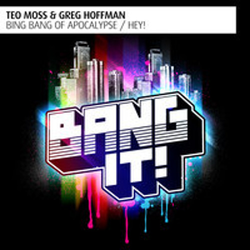 Teo Moss & Greg Hoffman - Bing bang of apocalypse (preview)