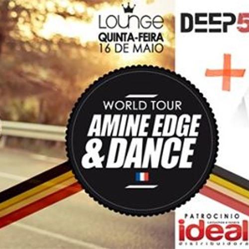 2013.05.16 - Amine Edge & DANCE @ Deep5 - Lounge, Uberlandia, BR