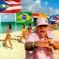 Daddy Yankee ft Nina Sky - Oye Mi Canto ,Boricua,Morena(DJ Produktion EL ALQAEDA) Follow me