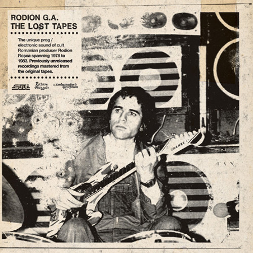 """Rodion G.A. - """"In Linistea Noptii"""" [The Lost Tapes]"""
