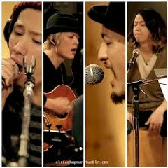 One Ok Rock The Same as Acoustic (Studio Jam Session)