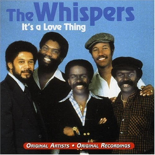 The Whispers - It's a Love Thing (The Supertraxxe Edit)