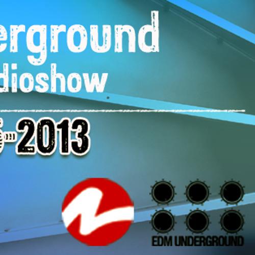 Cadatta @ EDM Underground Label Radioshow Westradio.gr 23/5/2013 Free Download!!!