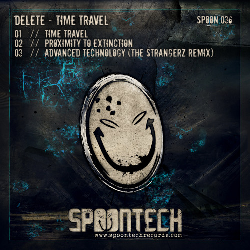 Delete - Time Travel (SPOON 036)