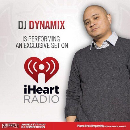 Dynamix Master of the Mix iHeart Radio 1 Hour Mix