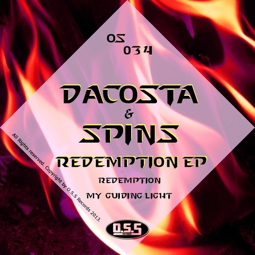Dacosta & Spins - Redemption (Original Mix) - Coming Soon on OSS Records Blue