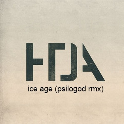 How to destroy angels_ - Ice age (psilogod remix)