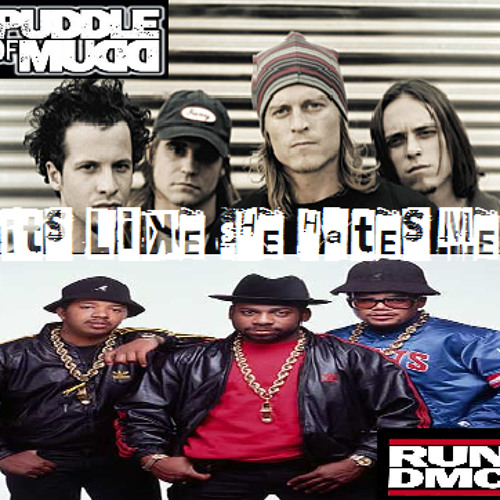 Puddle Of Mudd vs Run - DMC - It's Like She Hates Me (Remix)