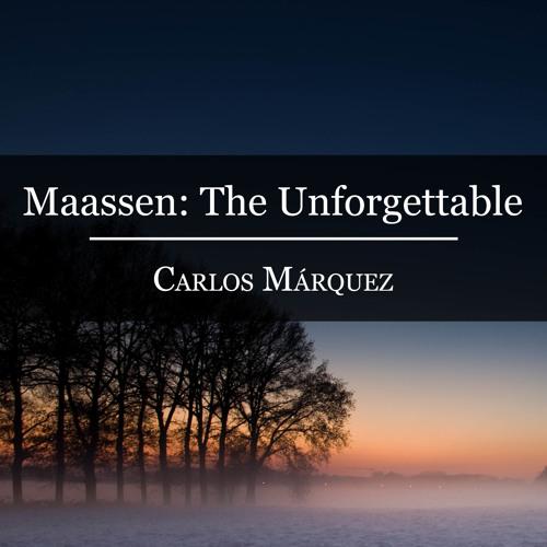 Dirk Maassen: The Unforgettable