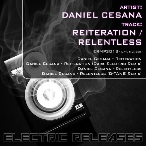 Daniel Cesana-Relentless (D-TANE Remix) 128kbps Preview