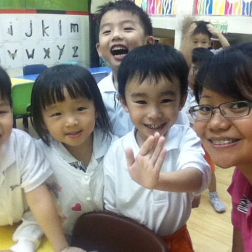 Just The Way You Are (kidoys&teacher) :))! :)  at Zoo phonic JW