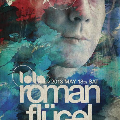 ROMAN FLUGEL @ Lola Club Shanghai