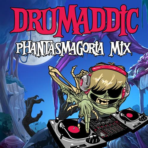 Drumaddic - Phantasmagoria Mix (Explicit)