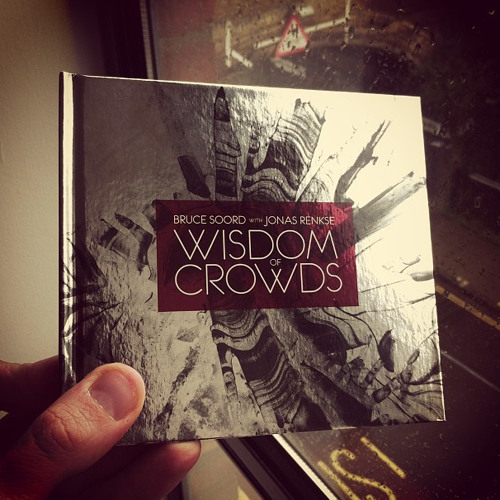 Bruce Soord with Jonas Renkse - Pleasure (teaser) (taken from Wisdom of Crowds)