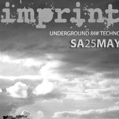 Sandrien - Imprint May 2013 Podcast