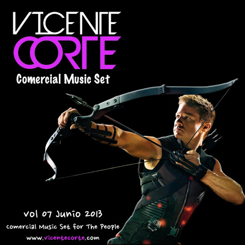 Vicente Corte @ Vol 07 Comercial Music Set for The People Junio 2013