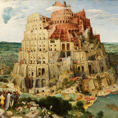 Samoerai - Toren van BaBel
