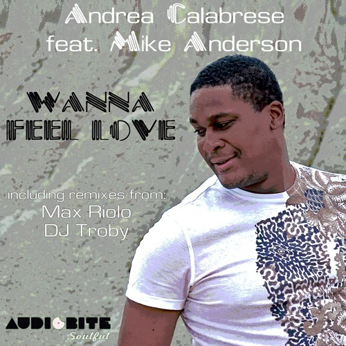 Andrea Calabrese, Mike Anderson - We Wanna Feel Love (Max Riolo Soul Deep Mix)
