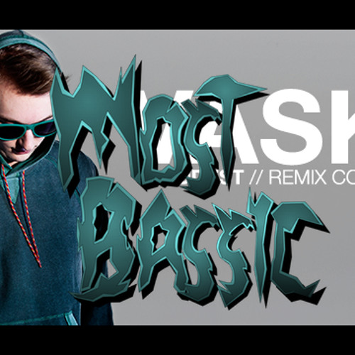 Vaski - Baddest ft. Betty Borderline (Most Bassic Remix)
