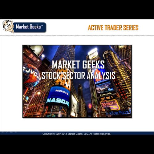 Stock Sector Analysis Basics