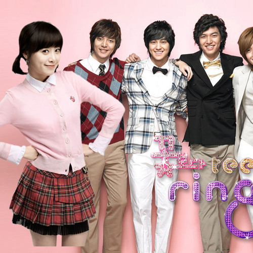 SHINee - Stand By Me - ost boys before flowers