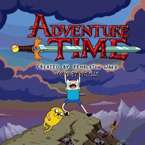 Adventure Time (Rough Cover - Uke+Vox)