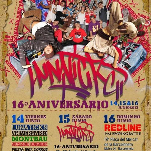 DJ KYLE - LUNATIKS PROMO 16 ANIVERSARIO 2013