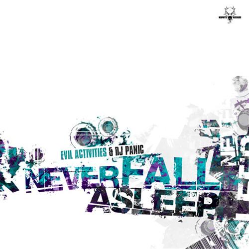 Evil Activities & DJ Panic ft. MC Alee - Never fall asleep (NEO027) (2005)