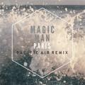 Magic Man Paris (Pacific Air Remix) Artwork