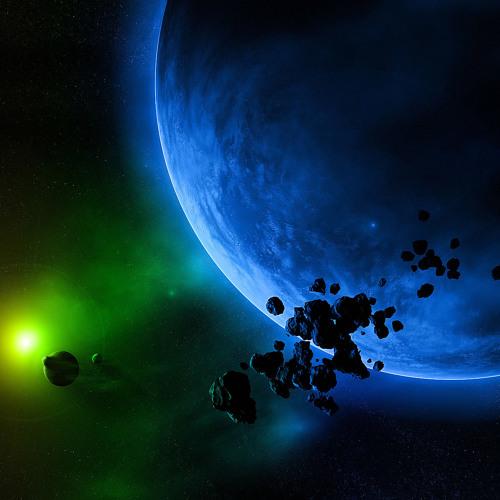 Mindsurfer - Blue Planet