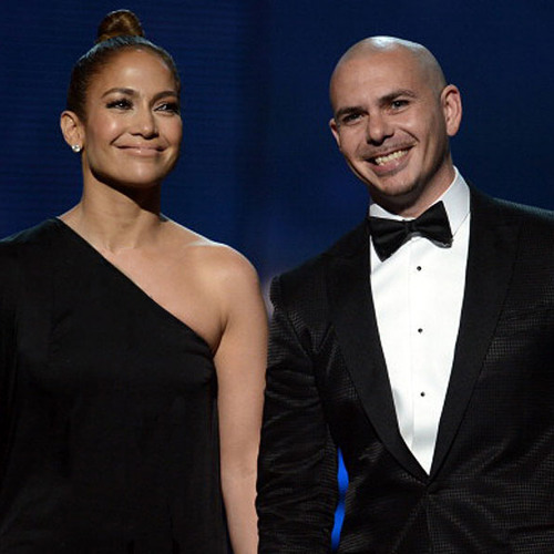 Direct from Hollywood: Pitbull Reveals What He's Learned From Jennifer Lopez